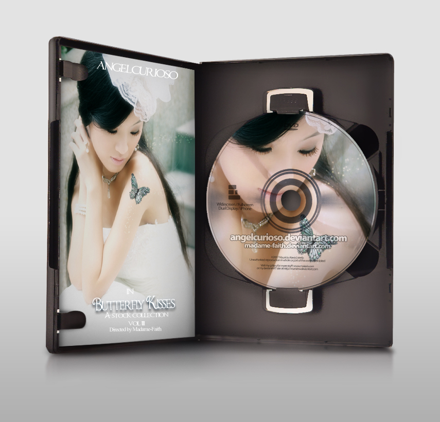 DVD angelcurioso by madame faith
