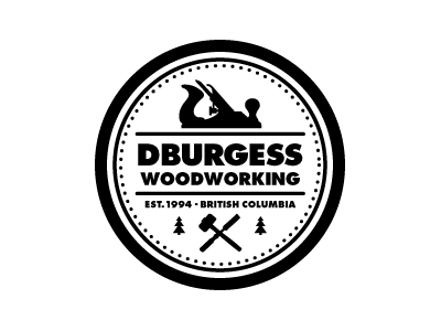 DBurgess Woodworking logo