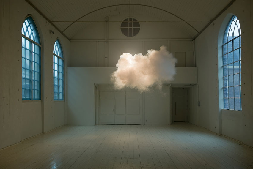 cloud in the room is real