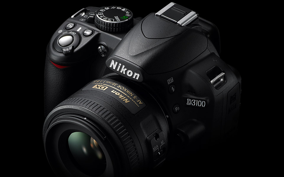 Reviewing-the-Nikon-D3100