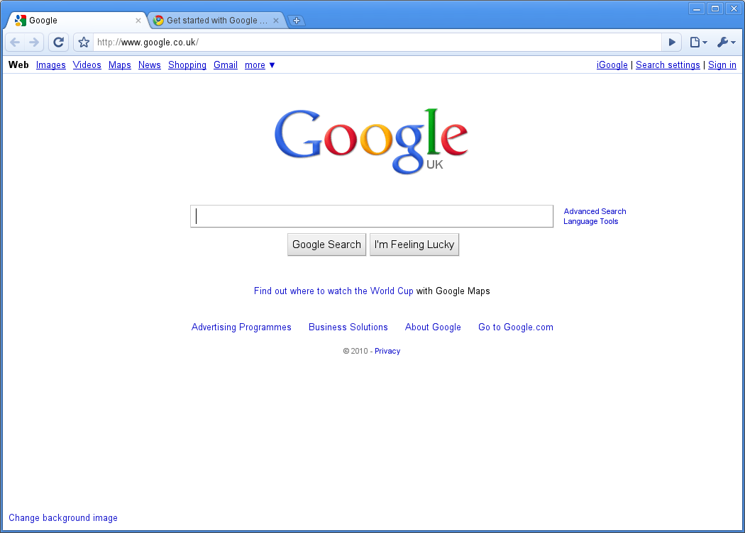 Google themes create your own - How To Easily Create Your Own Google Chrome Theme
