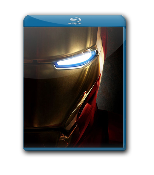 Updated Blu Ray Template by Linkman